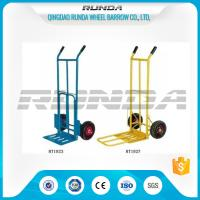 "China 250kg Load Two Wheel Cart Dolly 1249x650x578mm Pneumatic Wheel 10""X3.50-4 wholesale"
