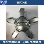 China 4L0601165D Custom Plastic ABS Chrome Car Wheel Center Caps For Q7 wholesale