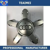 4L0601165D Custom Plastic ABS Chrome Car Wheel Center Caps For Q7