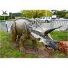 China 50/60 Hertz Life Size Animal Dinosaur Lawn Decorations, Dinosaur Garden Sculpture wholesale