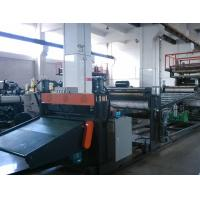 Three Layer PC ABS Sheet Extrusion Machine for Making Baggage Luggage Case