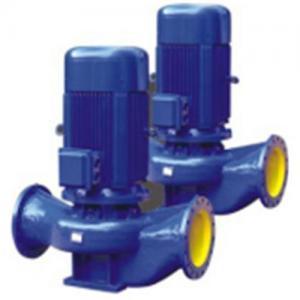 IRG Hot Water Vertical inline Centrifugal Pump