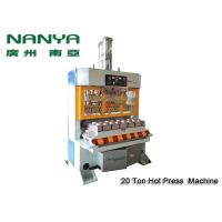 Buy cheap Semi Automatic Hot - Press Machine For Molding Industrial Packaging Trays from wholesalers