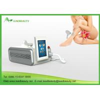 China Professional Mini portable Totally painless beauty equipment 808nm diode laser hair removal machine for sale on sale