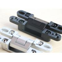 China 40kg Zamak Concealed Hinge , German Hinges Zinc Alloy Die Casting Hardware Products on sale