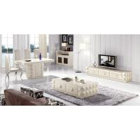 Buy cheap sell high glossy coffee table,#A-128,TV cabinet,#B-128 from wholesalers
