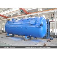 Fiber spinning commercial water filtration systems with Carbon steel