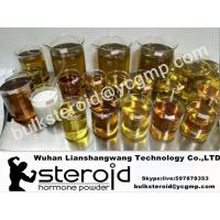 China Anabolic Mixed Blend Steroid injection Oil Tmt Blend 375 Yellow liquid for  for Muscle Gain wholesale