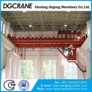 China Heavy duty double beam overhead crane wholesale