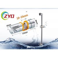 China Aluminum Shelf Bathroom Shower Sets Shower Head With Handheld Slide Bar Free Punching wholesale