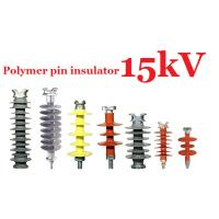 15kV ECR Solid Core Insulator Polymer Light Weight For Electric Line