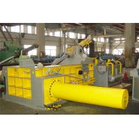China Push Out Type Hydraulic Baling Equipment 400*400mm Bale Size High Speed on sale