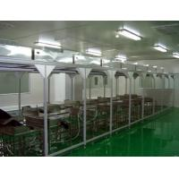 China Large Air Purifying Device Large Softwall Clean Booth With H13 HEPA Filter wholesale