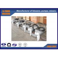 Buy cheap QJB5.0/12-615/3-480S Submersible wastewater Mixers , sludge mixer from wholesalers