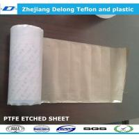 China ptfe skived etched film 0.1mm,0.3mm,0.5mm, 1mm wholesale