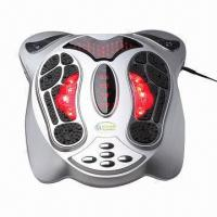 China Infrared heating foot massager with multifunctional low frequency wholesale