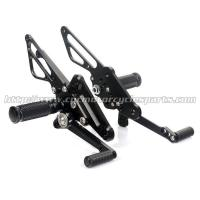 China CNC Milling Aluminum Motorcycle Rear Sets For Honda Spare Parts on sale