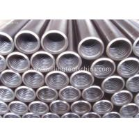 China 45mm Threaded Drill Rod , 45MnMoB R780 Wear Resistant AW Drill Rod wholesale