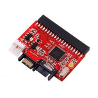 China Bidirectional SATA IDE Adapter Converter with JM20330 Chipset wholesale