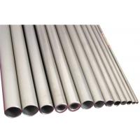China Welded HastelloyC Alloy Steel Metal Pipe Good Extension Strength wholesale