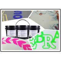 China Snow Pile Effect Water Based Ink For Screen Printing High Performance wholesale