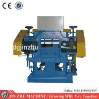 China Easy Operating Sheet Polishing Machine With High Mechanical Efficiency wholesale