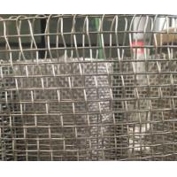 China SS304 Closed/Round Edge Woven Mesh With 4/5/6Mesh/Inch, 1.2mm Wire Diameter, 4feet x 100feet on sale