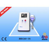 110V / 220V Input Voltage Cool Sculpting Machine With Semi - conductor Cooling System