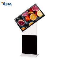China Landscape Rotating Touch Screen Monitor Totem Advertising Display on sale
