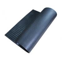 China Anti Slip Reclaimed  Rubber Livestock Mats 19mm Thickness Impact Resistant wholesale