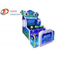 3P Super Iceman Water Shooting Arcade Machine With Smog 42 Inches Display