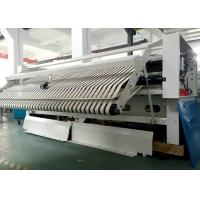 Buy cheap Ironing And Folding Machine For Hotel  / Hospital Laundry , Automatic Shirt Folding Machine from wholesalers