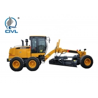 China Custom D6114 ZG14B Motor Graders GR200 with ISO Certificate , 16T Payload wholesale