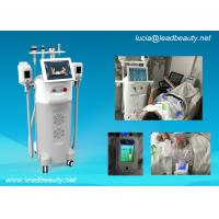 China Cryo cool weight loss laser machine therapy cellulite reduction equipment for salon use on sale