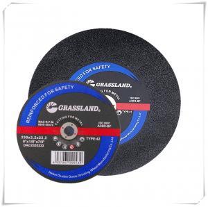 China 9 In 230mm All Steel En12413 230x3.2x22 Abrasive Metal Cutting Discs wholesale