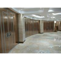 China 100MM Thickness  Soundproof Aluminum Frame Movable Partition Walls wholesale