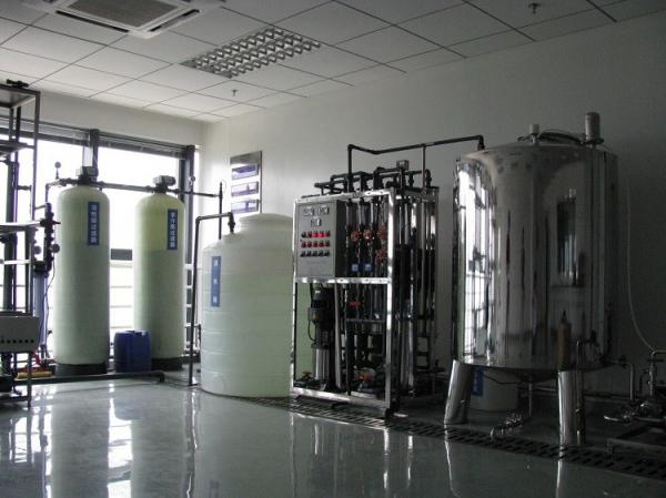 Quality 50T/H with water resin softener demineralization plant for sale