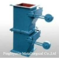 China Counter weight flap ash valve wholesale