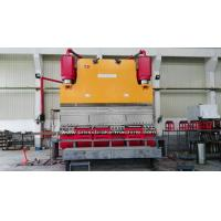 China CNC Hydraulic Plate Bending Machine Easy Operation Hydraulic Press Brake on sale