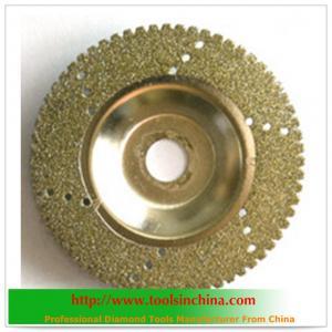 China Diamond Electroplate Wheel wholesale