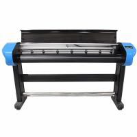 China Industrial Inkjet Printing Machine USB Interface 2000mm Max Cad Paper on sale