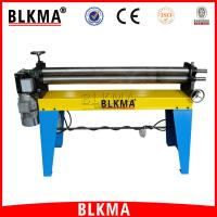 China BLKMA good quality hvac air pipe rolling forming machine / Alibaba recommend hvac air elbow roll bending machine on sale