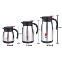 China BSCI Stainless Steel Percolator Coffee Pot wholesale