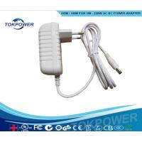 China 18W Medical power adapter , Switching Power Supply 12v 1.5a AC Adapter AC90V - 264V wholesale