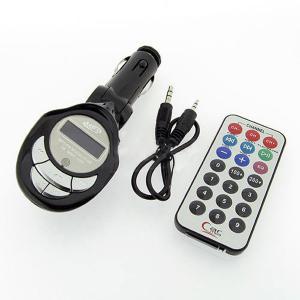 China Car Mp3 Player Fm Transmitter Usb Pen Drive / Sd / Mmc Slot Electronics Products wholesale