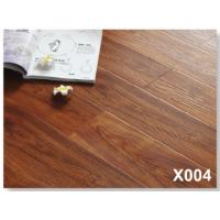 China Oak Wood Laminate Flooring with Real Wood Grain,FOB Price,Best Seller,8 mm on sale