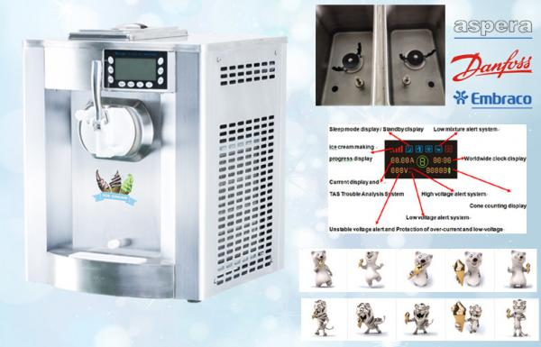 soft serve machine for home use