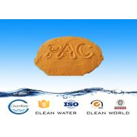 China PAC 02 MSDS Poly Aluminum Chloride Water Treatment PAC 30%  Cas NO 1327 41 9 wholesale
