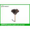 China Ручка профессиональной домашней сыпни пера страуса инструмента чистки бамбуковая wholesale