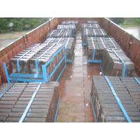 Steel Cement Mill Liners For Shipment And Ball Mill With HRC50 DF068